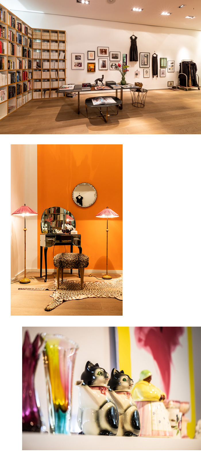 Angelica Blechschmidt - A life in style - Ausstellung |Secondella