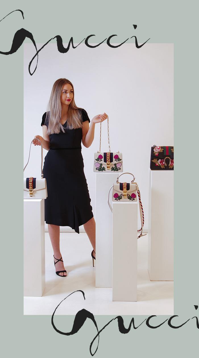 Second Hand: Gucci Handtaschen Sylvie & Dionysius