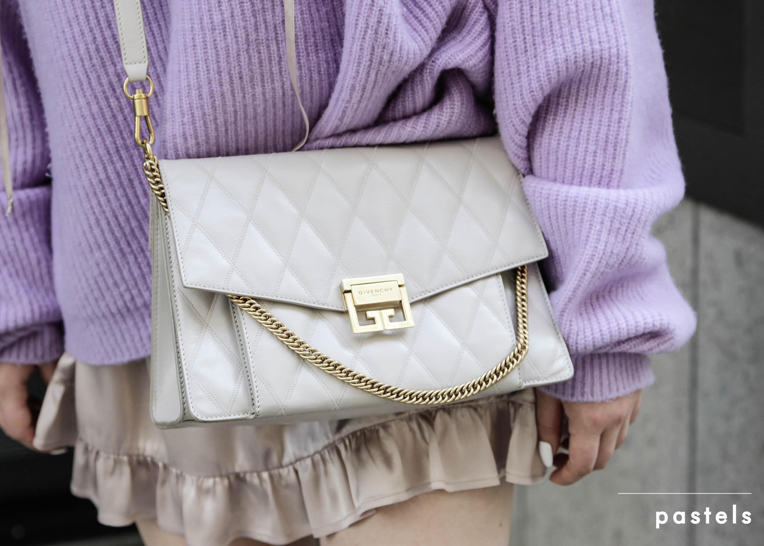 Unsere sommerliche Secondhand Givenchy Designer Tasche