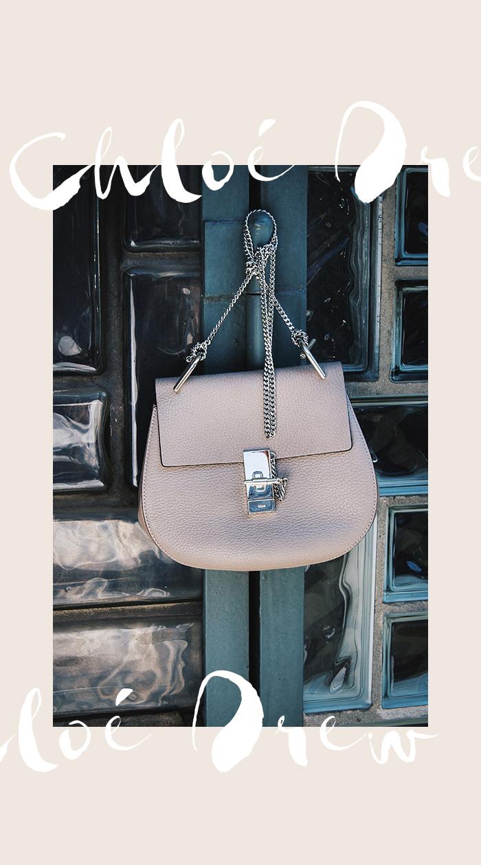 Tasche mit Kultstatus: Chloé Drew gebraucht kaufen