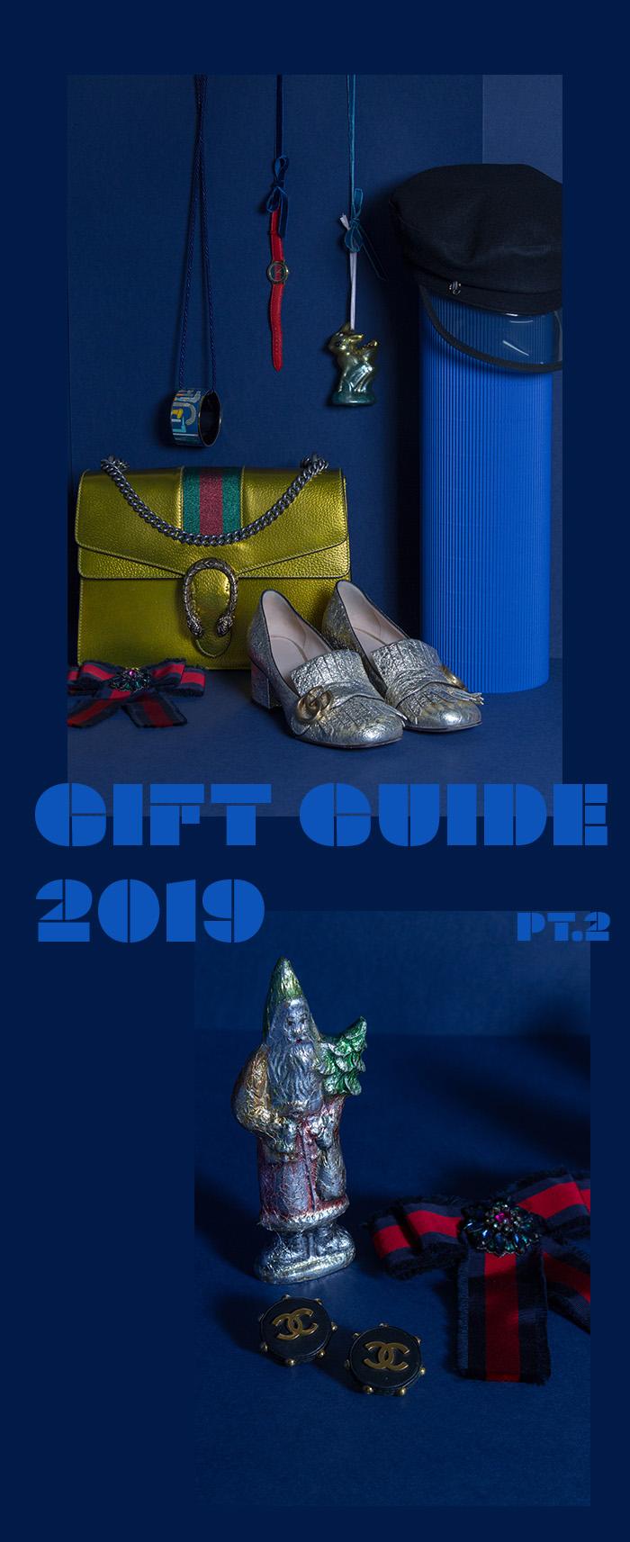 SECONDELLA Geschenke-Guide Weihnachten 2019