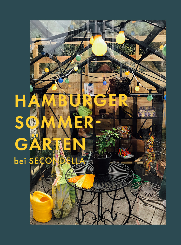 Hamburger Sommergärten bei SECONDELLA