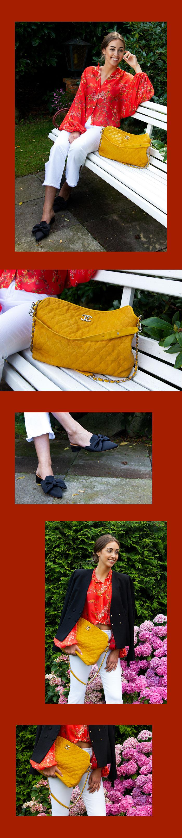 Favoriten für den Herbst - Chanel Handtasche