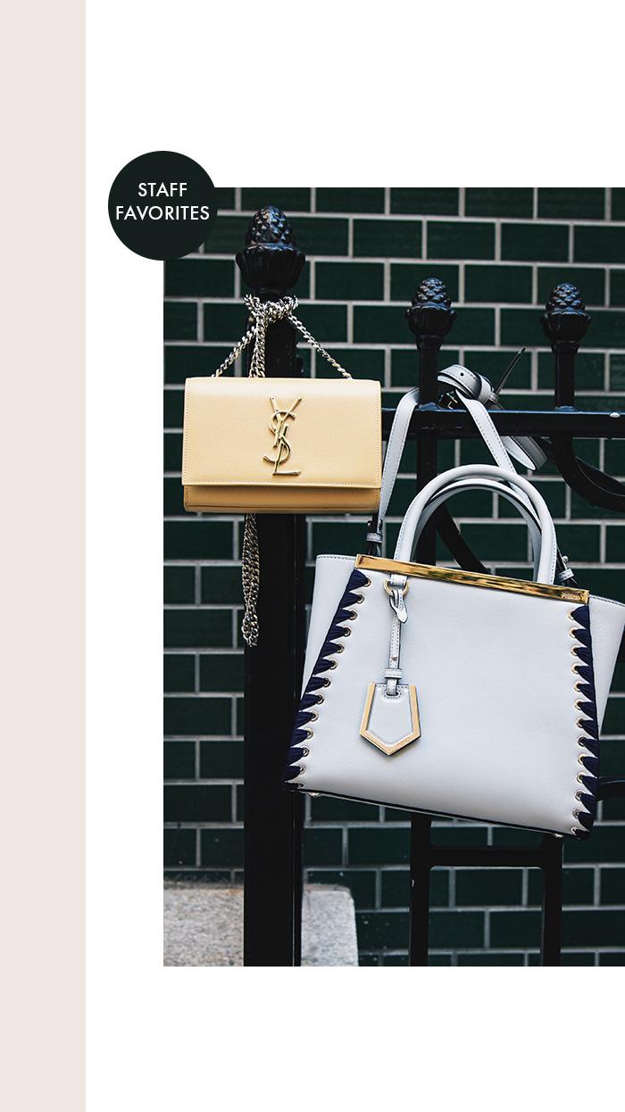Einzigartige Taschen & Schuhe mit Kultstatus: Saint Laurent - Second Hand kaufen