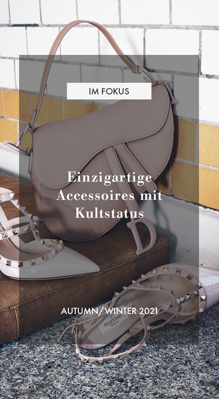 Einzigartige Taschen & Schuhe mit Kultstatus