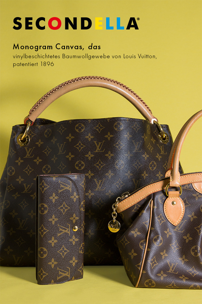 Louis Vuitton's Monogram Canvas kurz erklärt