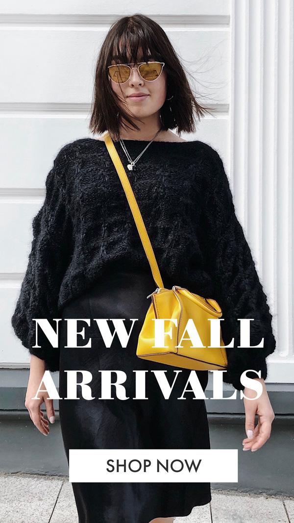 New Fall Arrivals - SECONDELLA