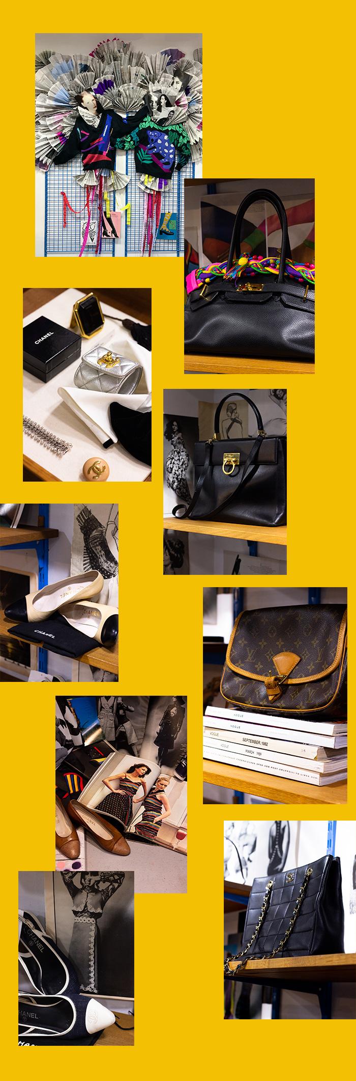 Rückblick Vintage Fever 2019 - SECONDELLA Depot, Hermès, Chanel
