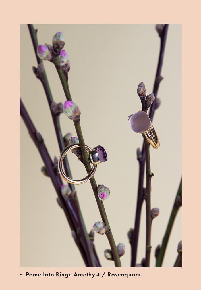 Fine Jewelry: Setze optische Akzente mit unserem Echtschmuck: Pomellato