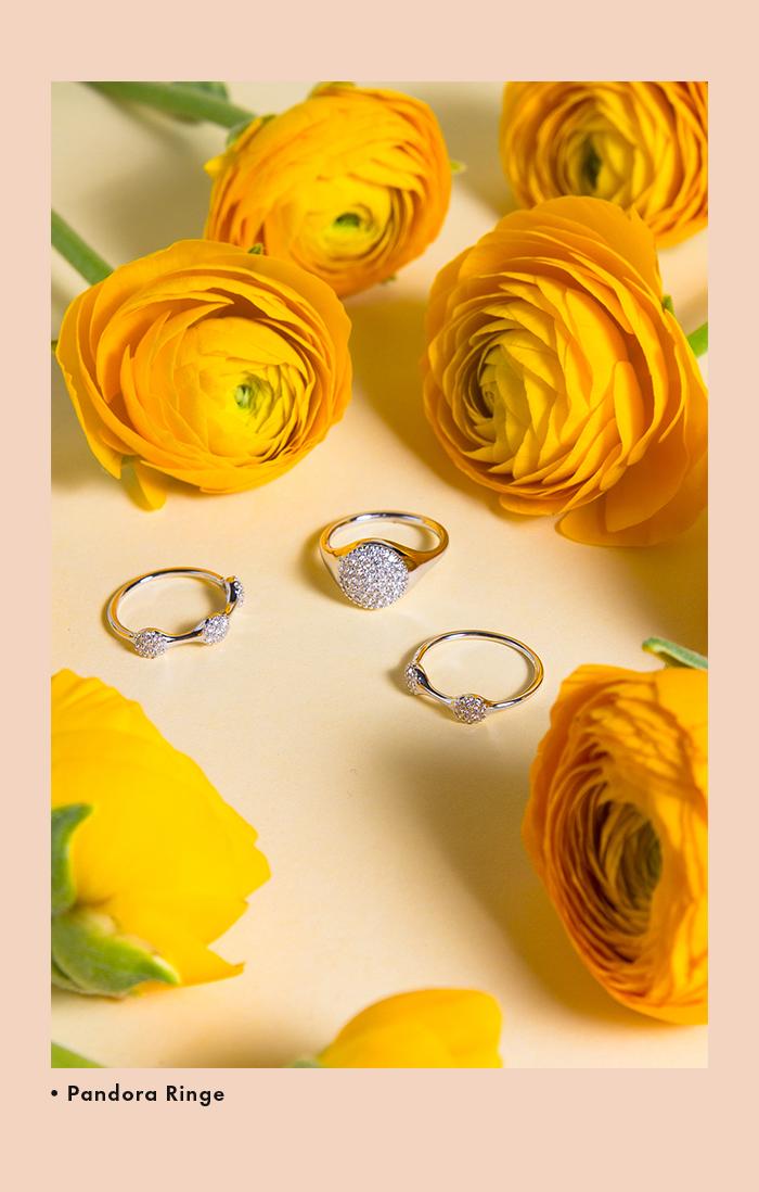 Fine Jewelry: Setze optische Akzente mit unserem Echtschmuck: Pandora
