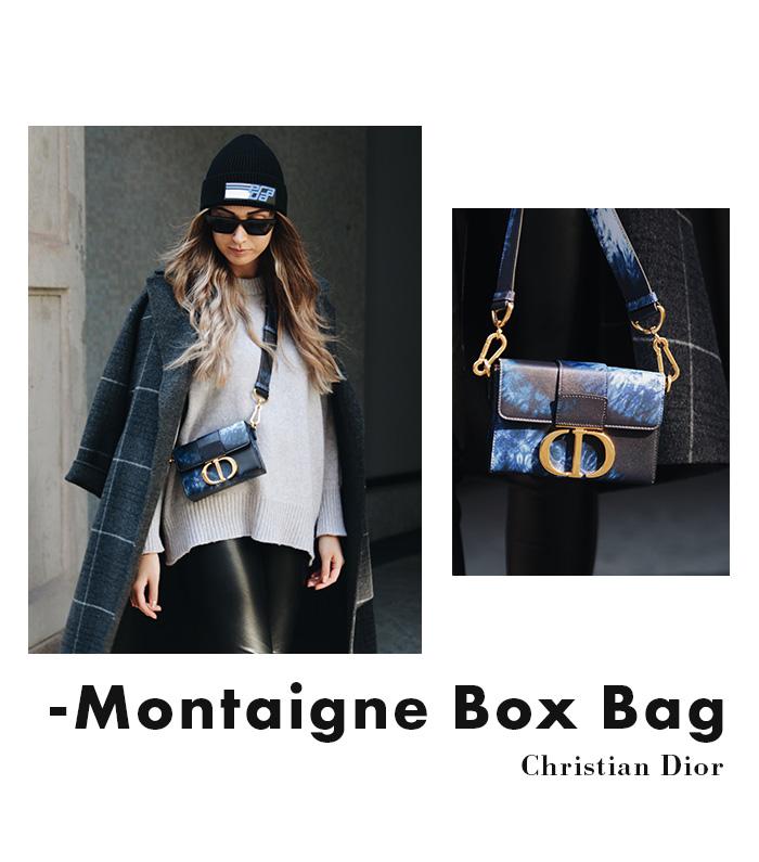 Christian Dior - Montaigne Box Bag, second hand kaufen