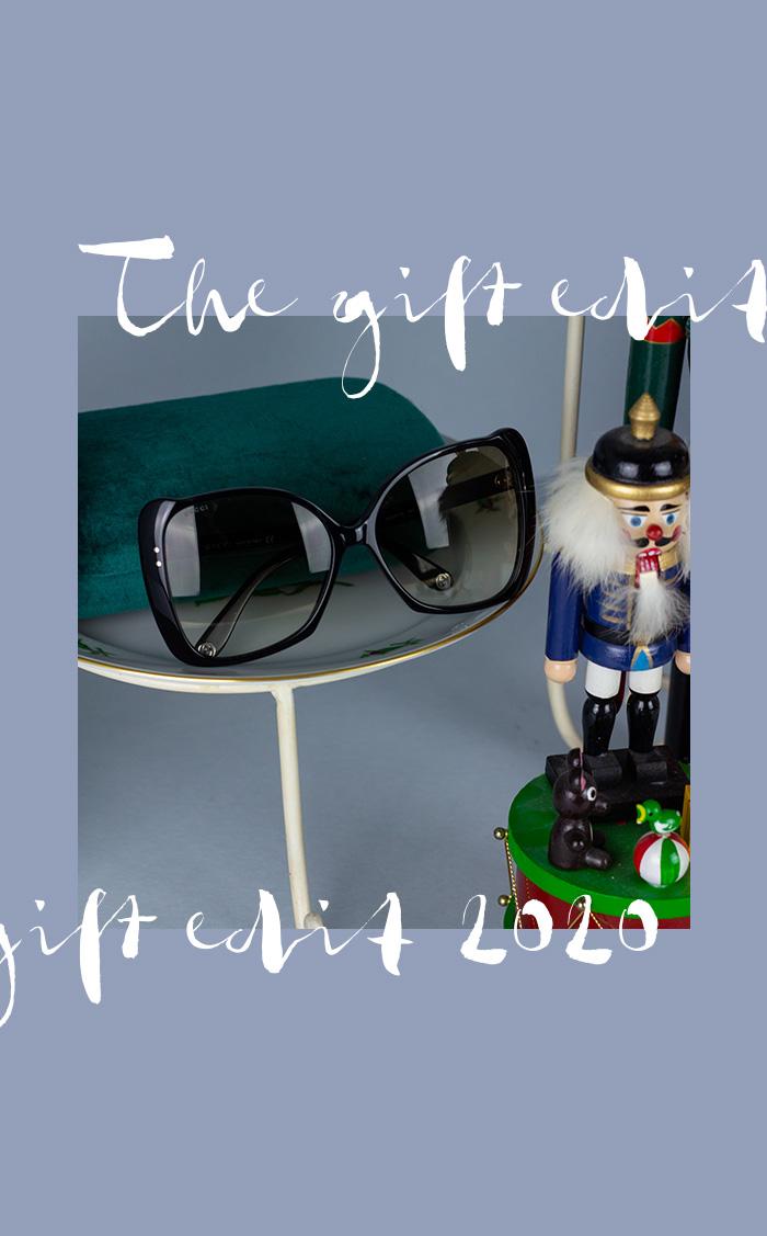 Gucci Sonnenbrille, schwarz - Second Hand
