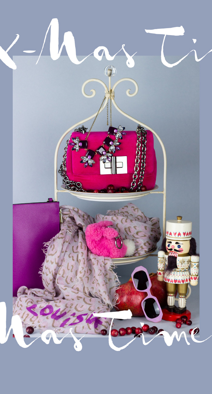 SECONDELLA's großer Geschenke-Guide - Tom Ford Tasche, Samt, pink