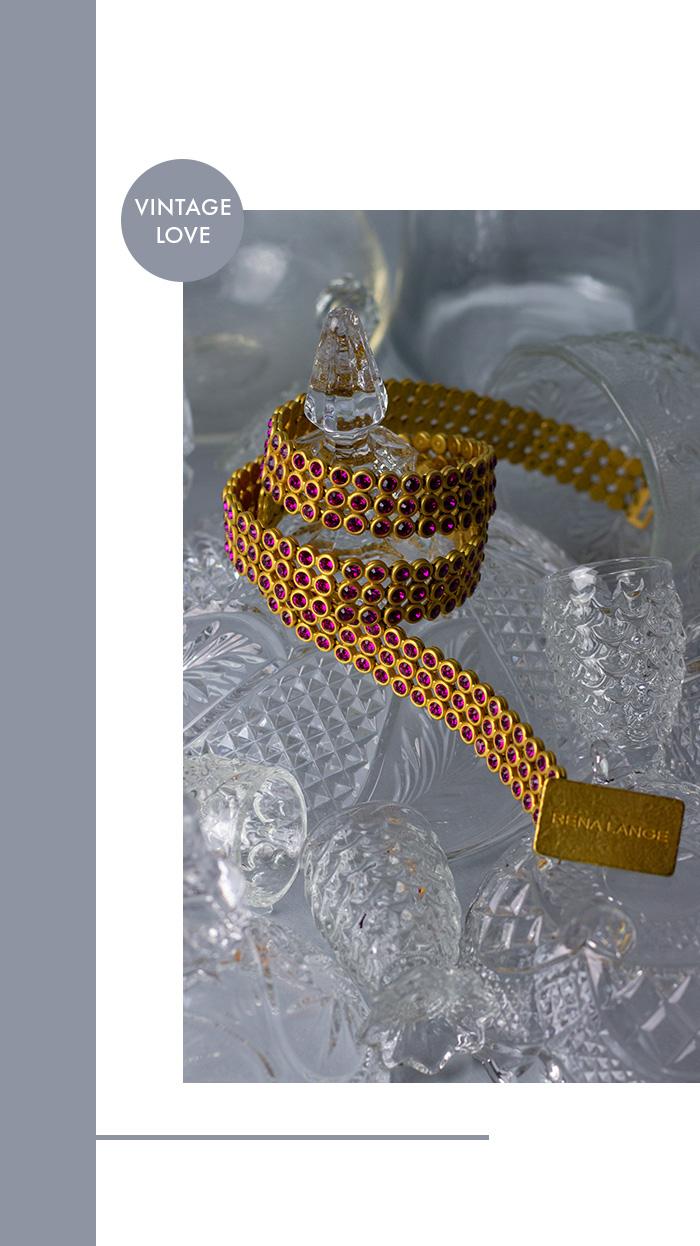 Rena Lange Vintage Gürtel
