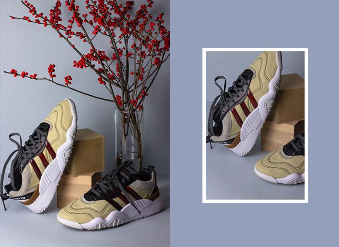 Adidas x Alexander Wang Sneaker, Gr.45,5