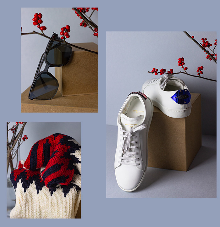 Saint Laurent Sneaker, Gr.43