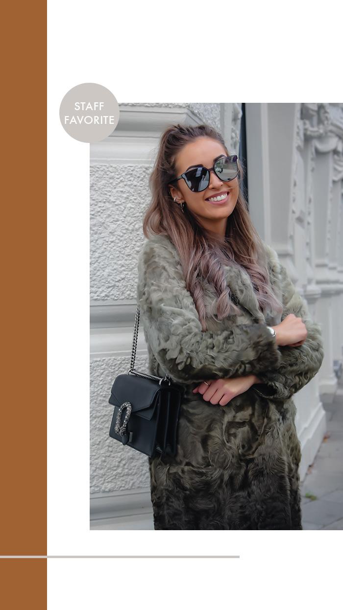 Herbst-Favoriten 2020: Gucci, Tasche Dionysus, schwarz