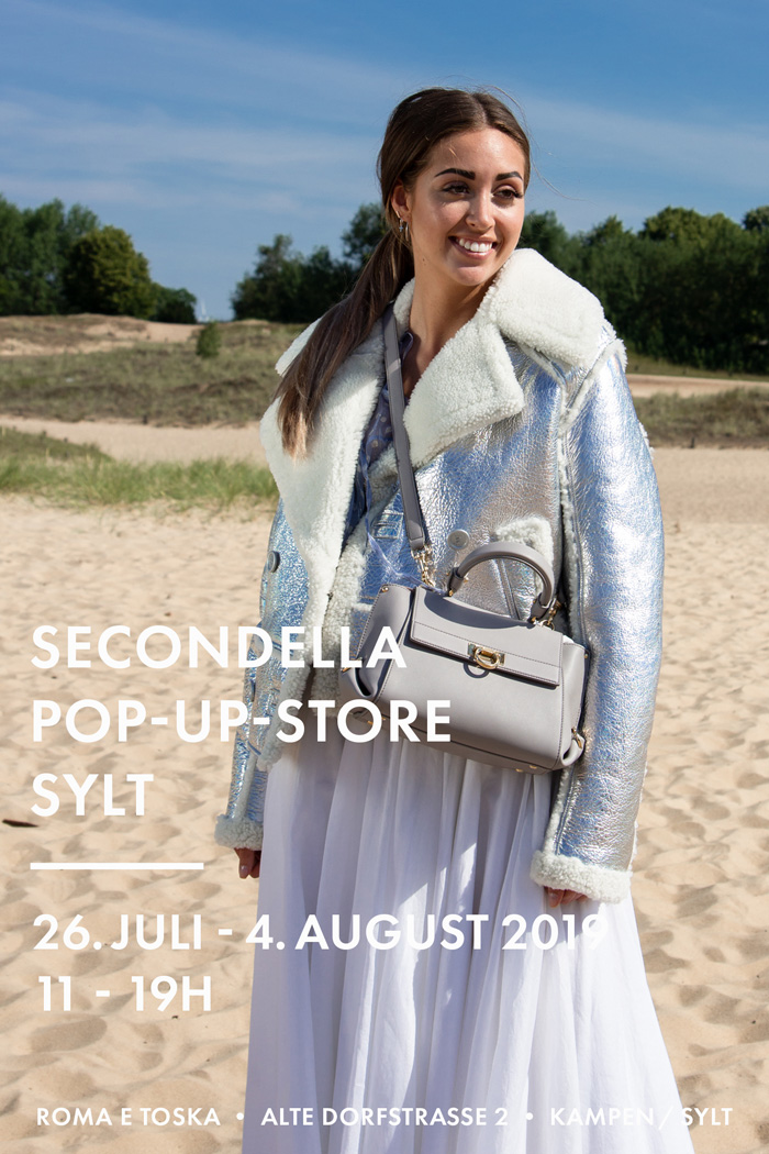 SECONDELLA Pop-Up-Store Sylt 2019