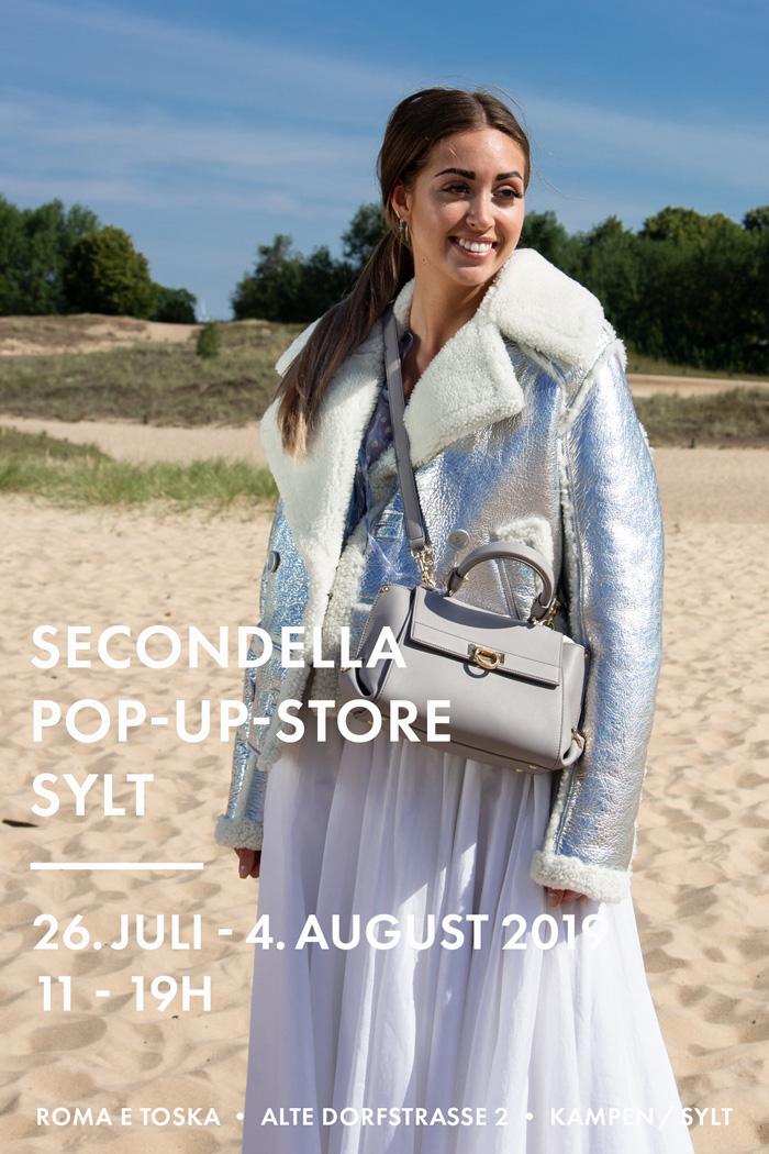 SECONDELLA Pop-Up-Store Sylt 2019