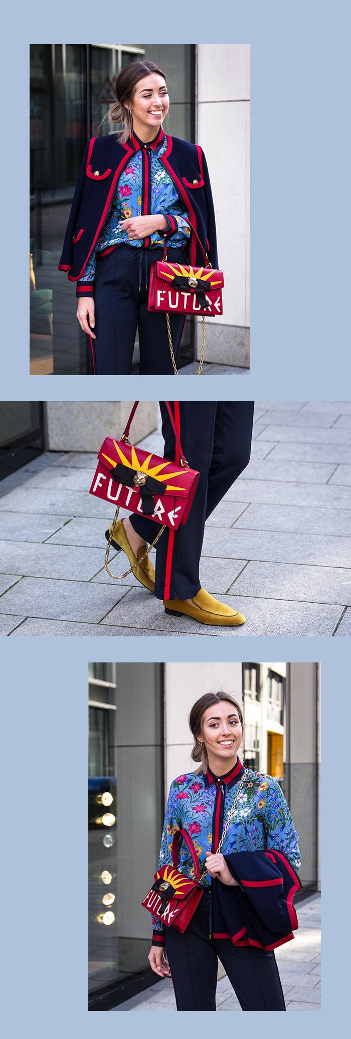 Übergangsmode: Lagen-Looks für's Frühjahr - Gucci