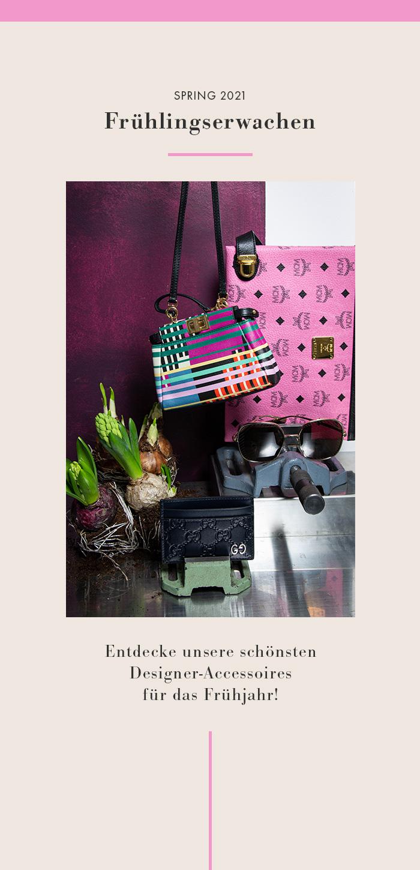 Neue farbenfrohe Accessoires für's Frühjahr