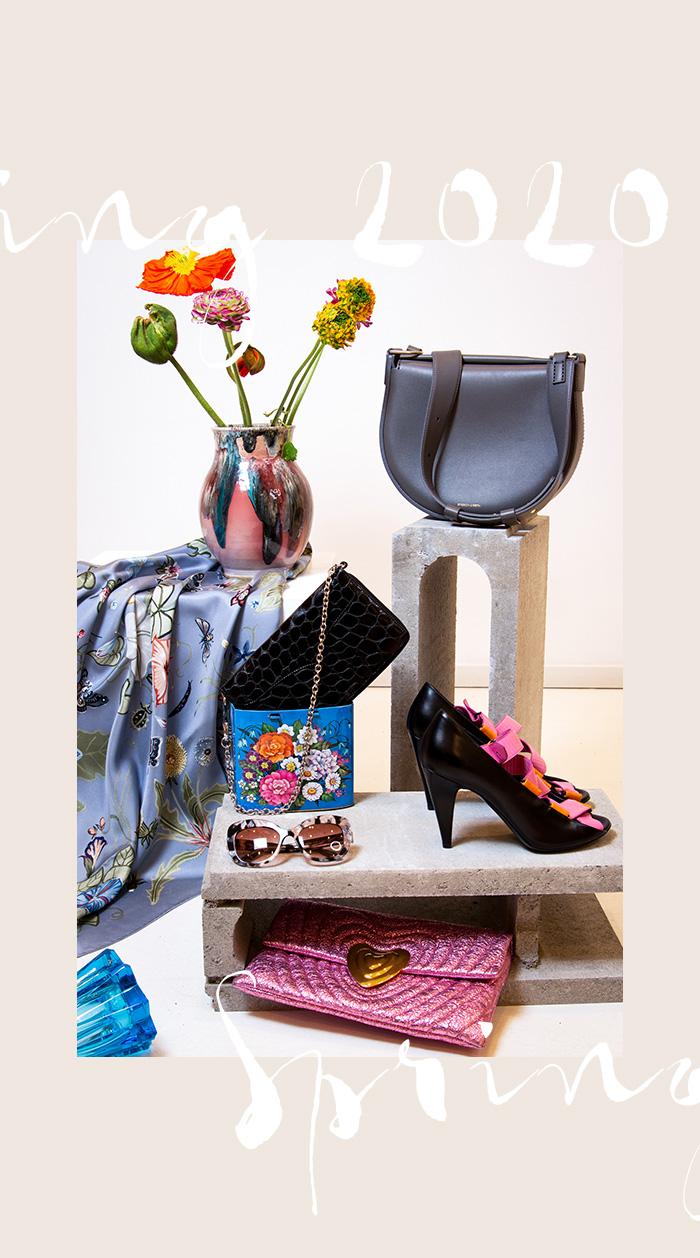 Designer-Handtaschen S/S 2020, Second Hand/Second Season