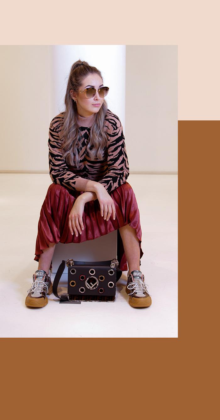 Designer-Mode & Accessoires für das Frühjahr: Gucci Sneaker