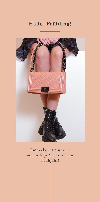 Hallo, Frühling - Neue Designer-Mode & Accessoires für das Frühjahr