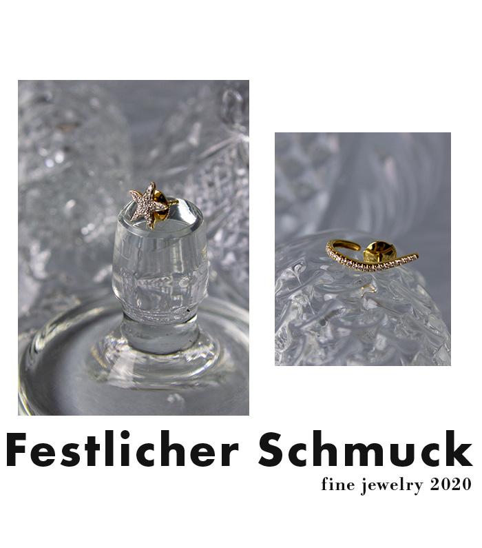 Echtschmuck - Ohrstecker Yvonne Léon