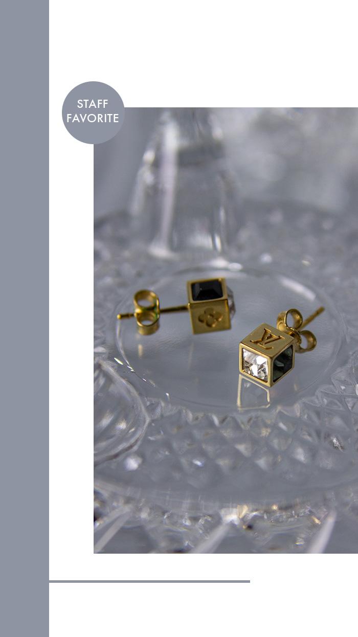 Louis Vuitton Ohrstecker - Second Hand