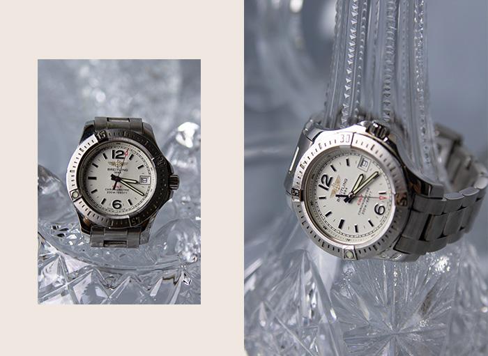 SECONDELLA - Breitling Uhr