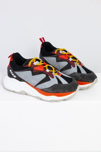 MSGM Sneakers mit klobiger Sohle