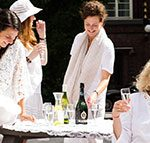 White Dinner 2016 - ABC Viertel Heuberg