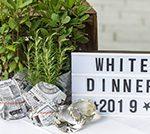 White Dinner Hamburg 2019 - Rückblick